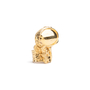 Authentic Second Hand Yves Saint Laurent Gold Arty Ring (PSS-088-00161) - Thumbnail 0