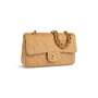 Authentic Second Hand Chanel Woven Classic Flap Bag (PSS-420-00102) - Thumbnail 1