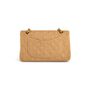 Authentic Second Hand Chanel Woven Classic Flap Bag (PSS-420-00102) - Thumbnail 2