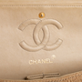 Authentic Second Hand Chanel Woven Classic Flap Bag (PSS-420-00102) - Thumbnail 8