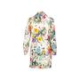 Authentic Second Hand Gucci Flora Snake Shirt Dress (PSS-235-00193) - Thumbnail 1