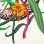 Authentic Second Hand Gucci Flora Snake Shirt Dress (PSS-235-00193) - Thumbnail 4