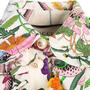 Authentic Second Hand Gucci Flora Snake Shirt Dress (PSS-235-00193) - Thumbnail 2