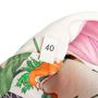 Authentic Second Hand Gucci Flora Snake Shirt Dress (PSS-235-00193) - Thumbnail 5