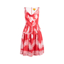 Authentic Second Hand Vivienne Westwood Anglomania Printed Cotton Dress (PSS-235-00202) - Thumbnail 0