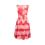 Authentic Second Hand Vivienne Westwood Anglomania Printed Cotton Dress (PSS-235-00202) - Thumbnail 1