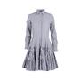 Authentic Second Hand Jourden Ruffled Shirt Dress (PSS-235-00207) - Thumbnail 0