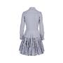 Authentic Second Hand Jourden Ruffled Shirt Dress (PSS-235-00207) - Thumbnail 1