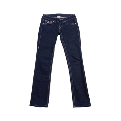 Authentic Second Hand True Religion Billie Straight Cut Jeans (PSS-088-00195)