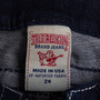 Authentic Second Hand True Religion Billie Straight Cut Jeans (PSS-088-00195) - Thumbnail 2
