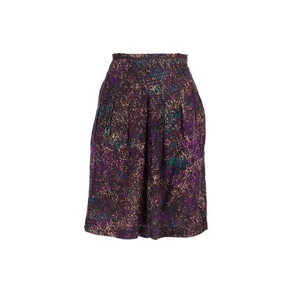 Authentic Second Hand Escada Sport Printed Yoke Skirt (PSS-370-00133)