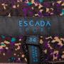 Authentic Second Hand Escada Sport Printed Yoke Skirt (PSS-370-00133) - Thumbnail 2