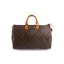 Authentic Second Hand Louis Vuitton Monogram Speedy 40 (PSS-126-00155) - Thumbnail 2