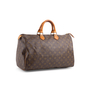 Authentic Second Hand Louis Vuitton Monogram Speedy 40 (PSS-126-00155) - Thumbnail 1