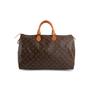 Authentic Second Hand Louis Vuitton Monogram Speedy 40 (PSS-126-00155) - Thumbnail 0