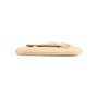Authentic Second Hand Anya Hindmarch Seashell Straw Clutch (PSS-126-00159) - Thumbnail 3