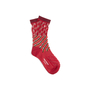 Authentic Second Hand Issey Miyake Contrast Texture Mesh Socks (PSS-145-00359) - Thumbnail 0