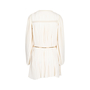 Authentic Second Hand Maison Martin Margiela Belted Pleat Dress (PSS-088-00234) - Thumbnail 1