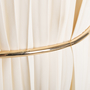 Authentic Second Hand Maison Martin Margiela Belted Pleat Dress (PSS-088-00234) - Thumbnail 2