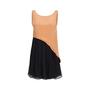 Authentic Second Hand Vena Cava Two Tone Silk Dress (PSS-088-00257) - Thumbnail 0