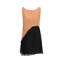 Authentic Second Hand Vena Cava Two Tone Silk Dress (PSS-088-00257) - Thumbnail 1