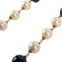Authentic Second Hand Chanel 1970s Faux Pearl Necklace (PSS-145-00351) - Thumbnail 2