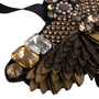 Authentic Second Hand Deepa Gurani Moth Necklace (PSS-145-00354) - Thumbnail 4