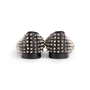 Authentic Second Hand Christian Louboutin Spike Rollergirl Flats (PSS-916-00010) - Thumbnail 2
