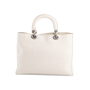 Authentic Second Hand Christian Dior Large Lambskin Lady Dior Bag (PSS-034-00067) - Thumbnail 2