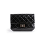 Authentic Second Hand Chanel 2.55 Patent Leather Pouch (PSS-034-00069) - Thumbnail 0