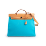 Authentic Second Hand Hermès Herbag Zip MM (PSS-701-00015) - Thumbnail 0