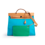 Authentic Second Hand Hermès Herbag Zip MM (PSS-701-00015) - Thumbnail 1