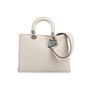 Authentic Second Hand Christian Dior Large Lambskin Lady Dior Bag (PSS-034-00067) - Thumbnail 0