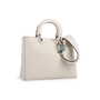 Authentic Second Hand Christian Dior Large Lambskin Lady Dior Bag (PSS-034-00067) - Thumbnail 1