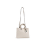 Authentic Second Hand Christian Dior Large Lambskin Lady Dior Bag (PSS-034-00067) - Thumbnail 4