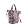 Authentic Second Hand Sang A Pop Python Tote Bag (PSS-916-00035) - Thumbnail 1