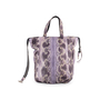 Authentic Second Hand Sang A Pop Python Tote Bag (PSS-916-00035) - Thumbnail 2
