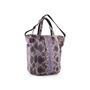 Authentic Second Hand Sang A Pop Python Tote Bag (PSS-916-00035) - Thumbnail 3