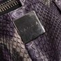 Authentic Second Hand Sang A Pop Python Tote Bag (PSS-916-00035) - Thumbnail 5