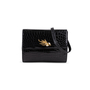 Authentic Second Hand Pierre Guijarro Embellished Crocodile Clutch (PSS-916-00046) - Thumbnail 0