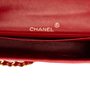 Authentic Vintage Chanel Lizard CC Flap Bag (PSS-916-00055) - Thumbnail 5