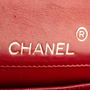 Authentic Vintage Chanel Lizard CC Flap Bag (PSS-916-00055) - Thumbnail 6