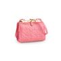 Authentic Vintage Judith Leiber Studded Lizard Box Bag (PSS-916-00057) - Thumbnail 2