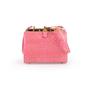 Authentic Vintage Judith Leiber Studded Lizard Box Bag (PSS-916-00057) - Thumbnail 0