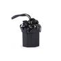 Authentic Vintage Lulu Guinness Sequinned Flower Pot Bag (PSS-916-00058) - Thumbnail 2