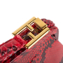Authentic Second Hand Fendi Python Frame Bag (PSS-916-00065) - Thumbnail 4