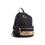 Authentic Second Hand Moschino Medium Quilted Backpack (PSS-800-00015) - Thumbnail 1