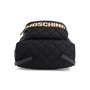 Authentic Second Hand Moschino Medium Quilted Backpack (PSS-800-00015) - Thumbnail 3