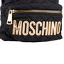Authentic Second Hand Moschino Medium Quilted Backpack (PSS-800-00015) - Thumbnail 4