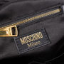 Authentic Second Hand Moschino Medium Quilted Backpack (PSS-800-00015) - Thumbnail 7